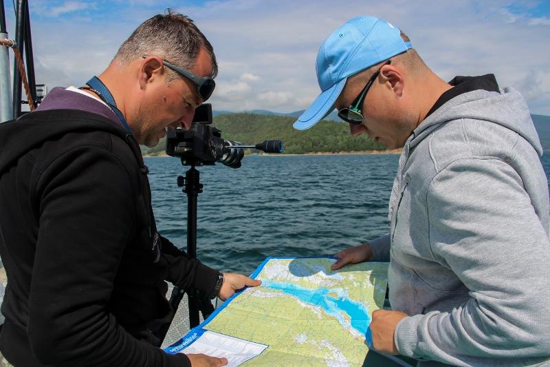 Baikal Project Activities. Baikal Lake. Russia. Making documentary. - photo by E.Chumak (800x533).jpg