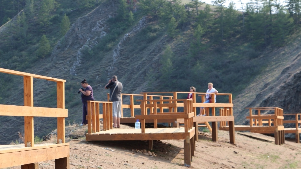 Development of eco-tourism in Pribaikalsky National  Park
