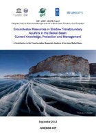 Groundwater resource assessment as a contribution to the TDA, including surface water - groundwater interactions and groundwater dependent ecosystem in the Baikal Basin