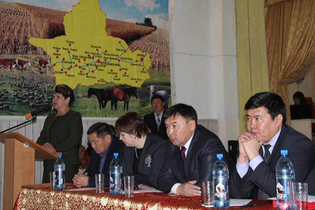 Organization and holding of training seminars for environment protection inspectors of the Baikal nature territory