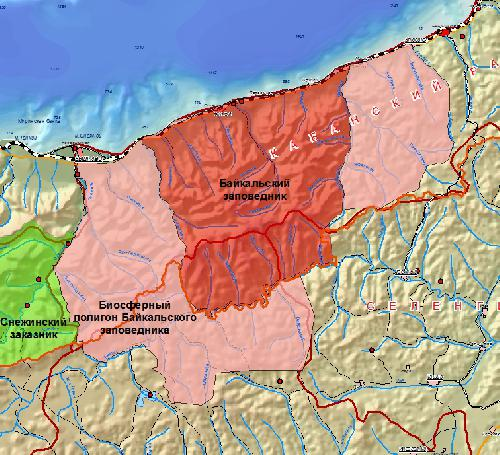 Tourism plan for Baikal Bioshpere Reserve