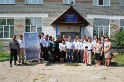 Training assessment (Russia)