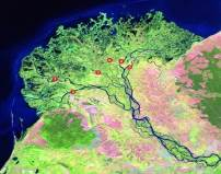«Water quality monitoring in the Selenga River delta»