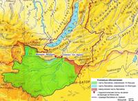 Сэлэнгэ мөрний сав газрын усны балансын өөрчлөлтийг урьдчилан тооцох
