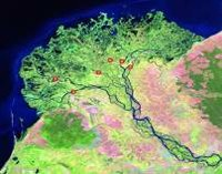 «Сэлэнгэ мөрний адаг орчмын  усны чанарын мониторинг »