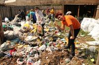Мероприятия по уборке побережья оз. Байкал и р. Селенга