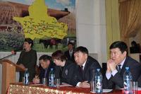 Организация и проведение обучающих семинаров для инспекторов по охране окружающей среды Байкальской природной территории