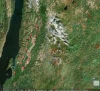 Спутниковый анализ и выявление заброшенных скотомогильников